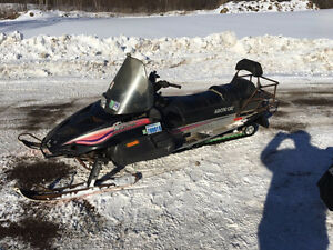 Arctic cat panther runs awesome goin cheap