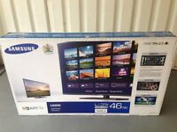 "46"" Samsung Full HD Smart LED TV 46H6203 Series Class warranty and delivered"