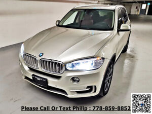 2015 BMW X5 35i, Fully Loaded