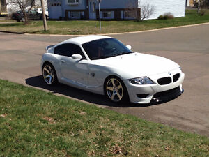 2007 BMW Z4 M Coupe Supercharged