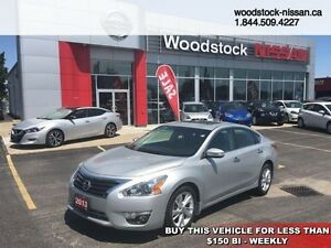 2013 Nissan Altima 2.5 SL  - $147.64 B/W - Low Mileage