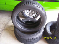 Blizzak Winter Snow Tires 256 50 R20