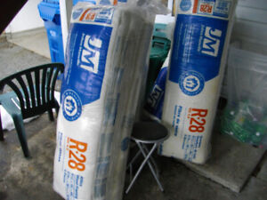"""3 Bags of R28/15"""" insulation"""