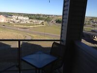 Axxess condo with a view.  Utilities included