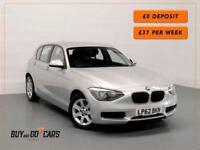 2013 62 BMW 1 SERIES 2.0 116D ES 5D 114 BHP DIESEL