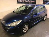Peugeot 307 1.6HDi ( 90bhp ) 2005MY S,12 months mot,ecently serviced,low r/tax