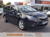 VAUXHALL ZAFIRA EXCLUSIV CDTI 2015 Diesel Manual in Black
