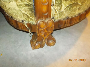 REDUCED - Antique arm chair Kingston Kingston Area image 5