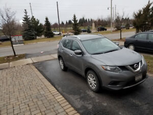 2015 Nissan Rogue S, AWD,  ONLY 74K BACK-UP CAMERA BLUETOOTH