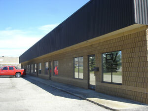 1300 and 1400 sq ft Industrial/Commercial space for lease