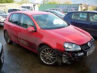 VW GOLF MK5 2.0 GT TDI 'BKD' 6 SPEED 2007 - *BREAKING*