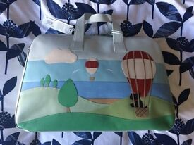 Radley Up, Up & Away Weekender Signature Bag *NEW WITH TAGS*