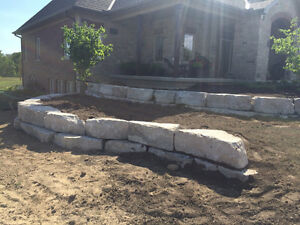 Armour/ Natural stone $40per ton $best price$ Landscaping