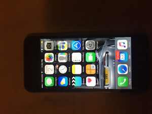 iphone 5s with charger in good condition