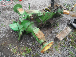 Parting out John Deere 1120, 2120, 1830, 2130 and 3130 tractor