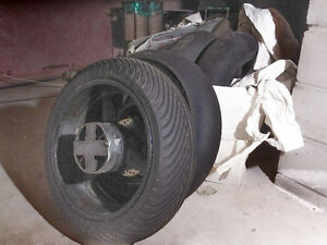 2002 2003 Yamaha R1 Rear Wheels