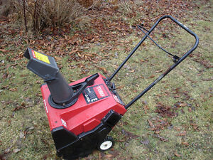 TORO Ccr gas. Elec start. Like new, in storage for years