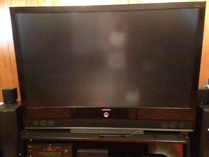 "Samsung 71"" Widescreen DLP Projection HDTV**"