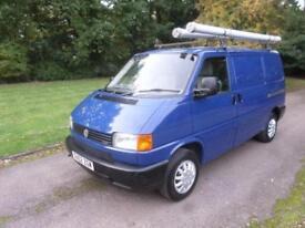 Volkswagen Transporter 2.5 TDI SWB 888 SPECIAL 02 REG 157K NO VAT