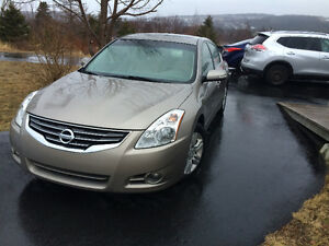 2012 Nissan Altima SL Sedan