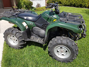 2005 660 Grizzly