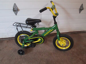 John Deere Toddlers bike