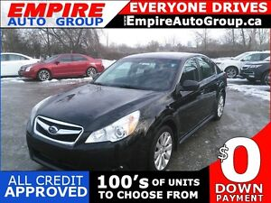 2011 SUBARU LEGACY AWD * SUNROOF * POWER GROUP