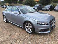 2010 Audi A4 2.0 TFSI S Line Special Edition Saloon 4dr Petrol S Tronic Quattro