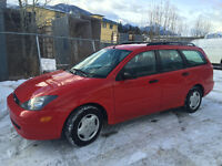 2004 Ford Focus Wagon $ 2500 OBO
