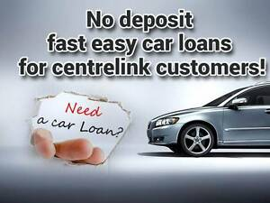**NO DEPOSIT CAR LOANS FOR CENTRELINK RECIPIENTS!** Victoria Park Victoria Park Area Preview