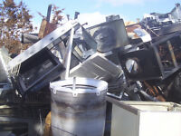 Scrap Metal Appliance Pickup
