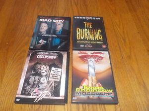 4 original DVDs EXCELLENT condition