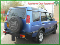 2001 (Y) Land Rover Discovery 2.5 Td5 GS