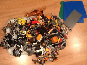 LEGO - LARGE RANDOM BULK LOT! Only $100.00!