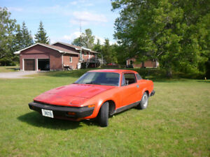 Triumph Tr7 | Kijiji in Ontario  - Buy, Sell & Save with Canada's #1