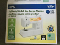 Almost Brand new sewing machine