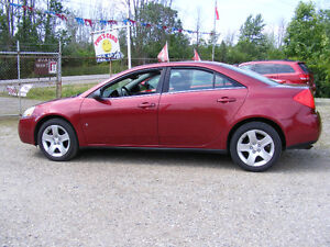 2008 Pontiac G6 SE Sedan  SOLD