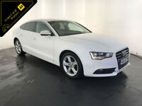 2013 AUDI A5 TDI DIESEL 175 BHP 1 OWNER AUDI SERVICE HISTORY FINANCE PX WELCOME