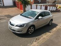 Vauxhall/Opel Astra 1.7CDTi 16v ( 125ps ) ecoFLEX 2012.5MY SRi
