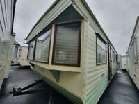 Static caravan Atlas Oakwood super 35x12 2bed DG. free uk delivery.