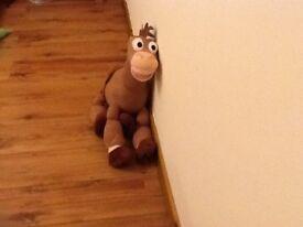 Genuine Toy Story Bullseye cuddly toy