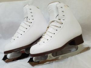 Gam figure skates, boot size 6 1/2 - $100
