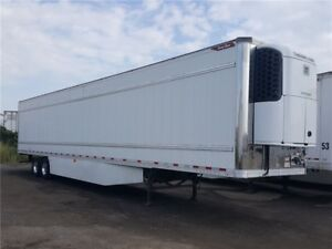 We need 15 Reefer Trailers, on rent to own terms