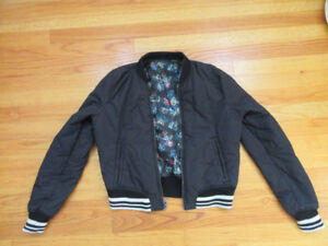 Stylish Girls Jacket and Vest for Fall (approx. 11-12 year old)
