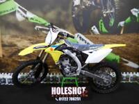 Suzuki RMZ 250 Motocross Bike 2018