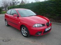 Seat Ibiza 1.4 16V 100 2008MY Sportrider