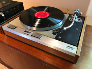 LOOKING FOR THORENS TURNTABLES AND OTHER STEREO GEAR