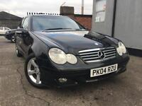 Mercedes Benz C180 SE Kompressor Coupe 1.8 Petrol Manual +++ Full MOT