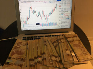 Would you like to make money from home trading forex? $500/a day