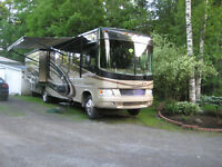 2009 Forest River Georgetown 350 3 extensions Classe A 35 pieds